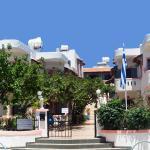 Palmira Apartments, Makry Gialos
