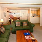 Summit #017 - One Bedroom Condo, Mammoth Lakes