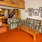 Snowcreek #243 (Phase 2) - Two Bedroom Loft Condo,  Mammoth Lakes