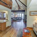The Lodges - 1204 - Two Bedroom Loft Condo,  Mammoth Lakes