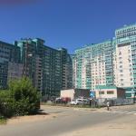 Apartment on 7- Podlesnaya, Izhevsk