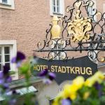 Altstadt Hotel Stadtkrug, Salzburg