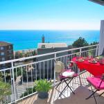 Hotel Pictures: Nuria Seaview Beach-Apartment, Montgat