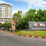 Sigma Resort Jomtien Pattaya, Pattaya Central