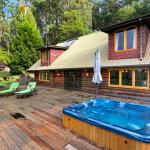 Φωτογραφίες: Eagles Nest Luxury Mountain Retreat, Narbethong