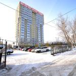 Apartment on Saltikova-Shedrina 83,  Khabarovsk
