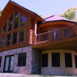 Hotel Pictures: Chalet Tree House, Lac-Castor