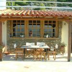 Luxury Rooftop Home, Loutráki