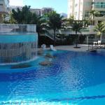 Quarto em Apto Resort Bora Bora Barra da Tijuca, Rio de Janeiro