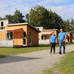 Læsø Camping & Hytteby, Vesterø Havn