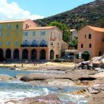 Hotel de la Plage Santa Vittoria,  Algajola