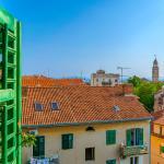 Central apartment st. Domnius view,  Split