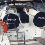Madyson Sailing, La Spezia
