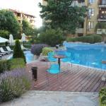 2-Bedroom Apartment in Garden of Eden Complex, Sveti Vlas