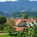 Modern apartment, Bled