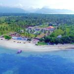 Violet Resort Gili Lombok, Tanjung