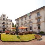 Hotel Pictures: Le Metropole - Cerise Hotels & Résidences, Luxeuil-les-Bains