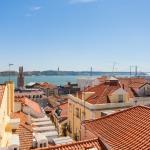 Duplex with Stunning River View I,  Lisbon