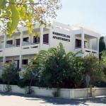 Mamouzelos Hotel Apartments, Kardámaina