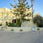 Hotel Sphinx, Naxos Chora
