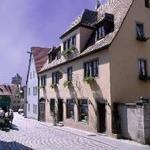 Hotel Pension Becker, Rothenburg ob der Tauber