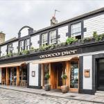 Orocco Pier, Queensferry