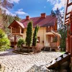 Cottages Sim Vitriv, Volosyanka