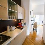 Sunny Apartment In Prague Center, Prague