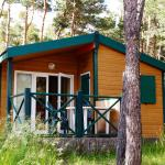 Hotel Pictures: Nevesol Camping Barcelo, Barcelonnette