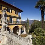 Villa Fraccaroli, Baveno