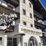 Hotel Goldenes Kreuz,  Tannheim