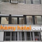 Homy Hotel Central, Hong Kong