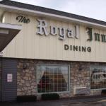 The Royal Inn,  Ridgway