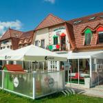 Villa Bella Italia, Mikołajki