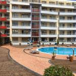 Big Apartment in Central Plaza, Sunny Beach