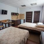 Hotel Baikal, Irkutsk