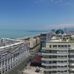 Apartment at the sea with terrace, Batumi