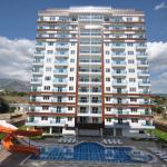 Novita 2 Residence apartment, Mahmutlar