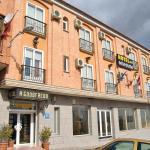 Hotel Godofredo, Toledo