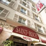 Hôtel Saint Roch, Paris