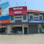 Kelibang Comfort Inn, Куах
