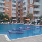 Rado`s Apartment in Sea Diamond Aparthotel, Sunny Beach