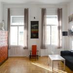 4 Corners Atelier Apartment, Budapest