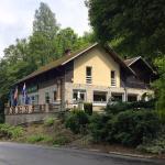 Hotellikuvia: Chalet Des Grottes, Hastière-Lavaux