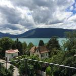 Hotel Pictures: Appartement Bel Azur, Veyrier-du-Lac