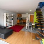 Fantastic One Bedroom Penthouse,  Bogotá