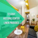 Appart Cosy Hyper Centre, Vannes