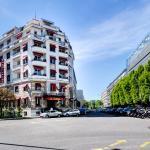 Hotel Eden, Geneva