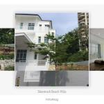 Penang Shamrock Villa with sea view, Batu Ferringhi