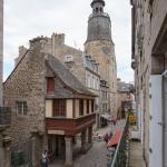 Le Médiéval - Hôtel Le Challonge, Dinan